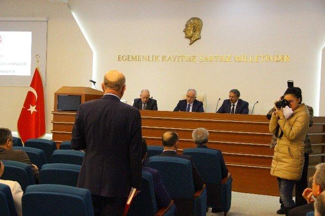 Eskişehir İl Koordinasyon Kurulu İlk Toplantısı Vali Tuna Başkanlığında Yapıldı