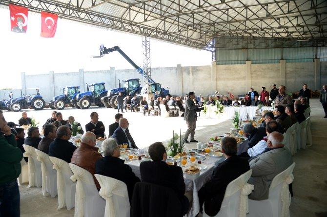 Başkan Sözlü: Çiftçinin altyapı sorununu çözeceğiz