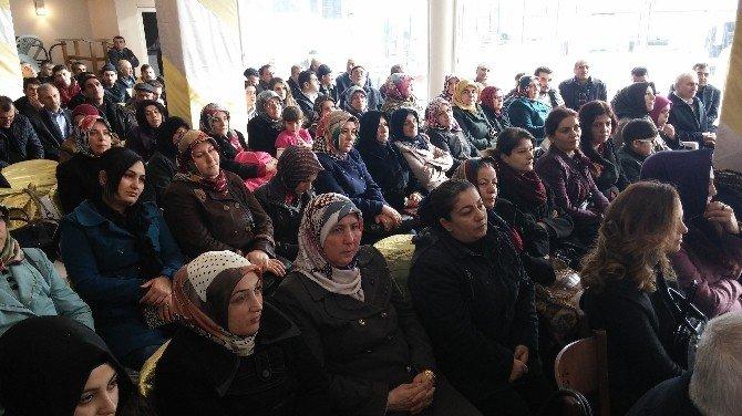 AK Parti Osmancık Danışma Meclisi Toplantısı