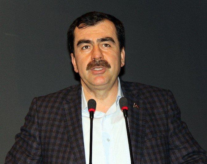 AK Parti Didim İlçe Danışma Toplantısı Yapıldı