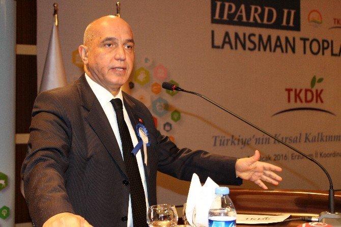 Ipard 2 Lansman Tanıtım Toplantısı Yapıldı