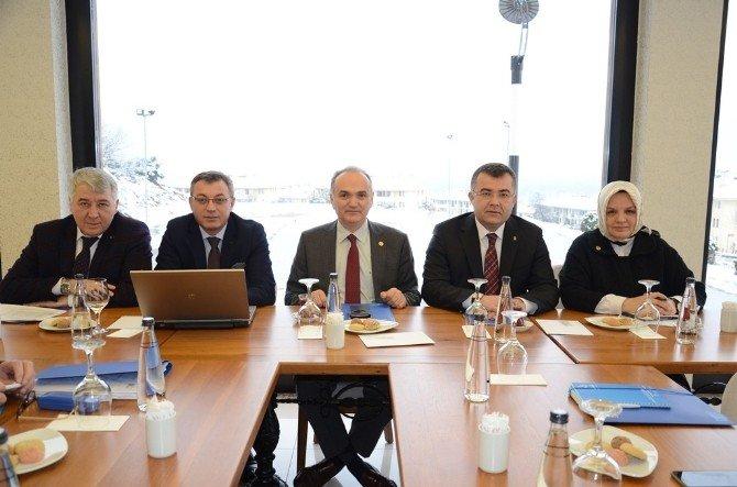 Türk Telekom İle İlgili Sorunlar Masaya Yatırıldı