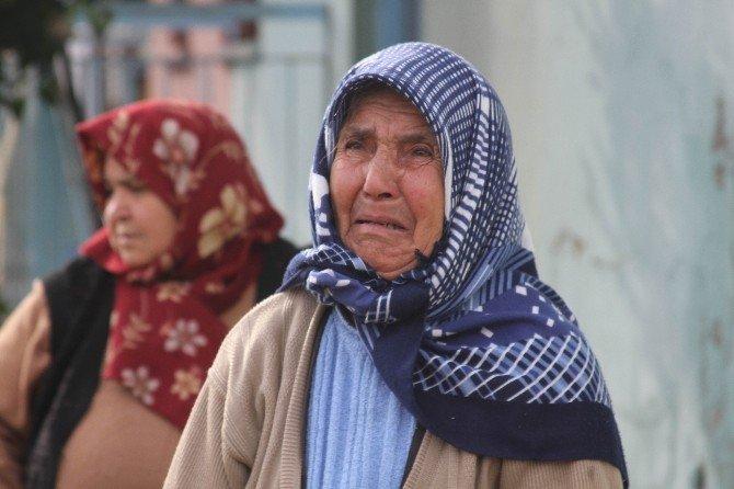 Fırtına Ve Hortum Antalya'da Seraları Yerle Bir Etti