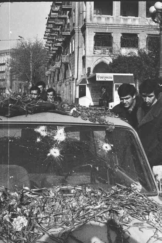 20 Ocak katliamını belgeleyen fotoğrafçı: O günler hala rüyalarıma giriyor