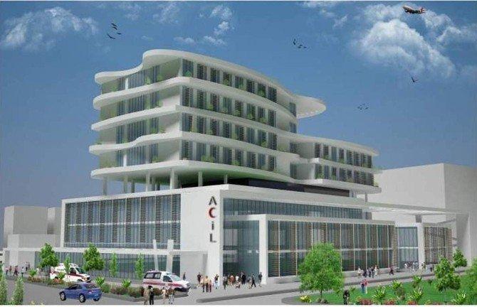 Bursa'ya Modern Kalp Damar Hastanesi Geliyor