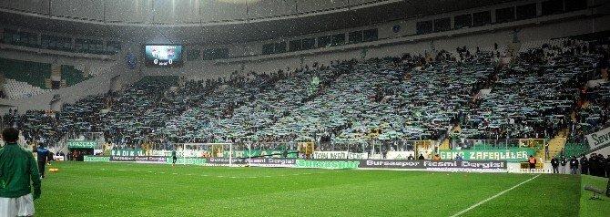Bursaspor'da Kombine Patlaması