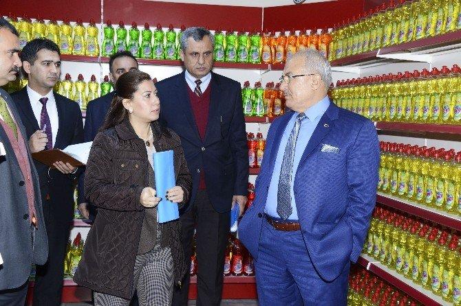 Mersin'de İhtiyaç Sahipleri 'Dosteli' Uzanacak