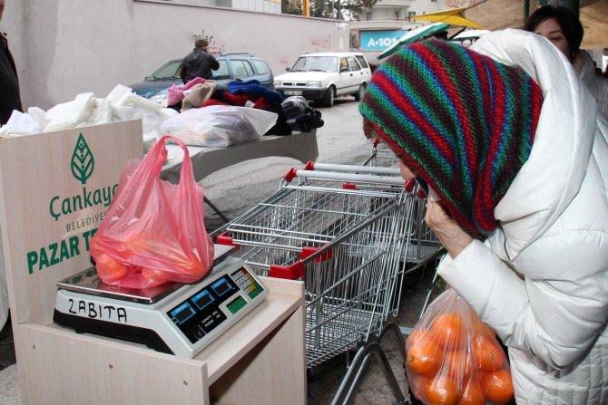 Çankaya'daki 21 pazarda ölçü ve tartı aletleri denetimi