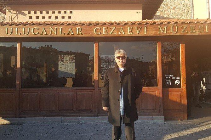 Cengiz Kurtoğlu Ulucanlar Cezaevi Müzesi'ni Ziyaret Etti