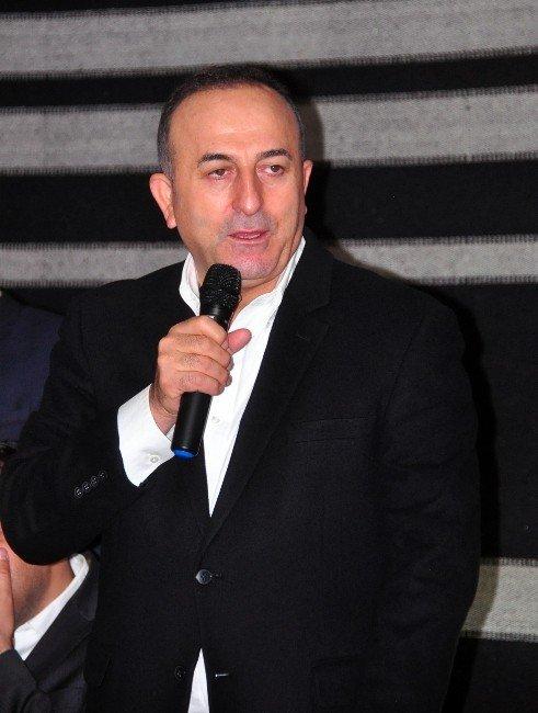 """Dışişleri Bakanı Çavuşoğlu: """"Terörün Kökünü Kazıyacağız"""""""