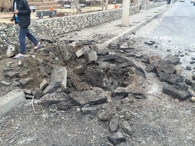 Patlamanın Şiddeti Gün Ağırınca Ortaya Çıktı