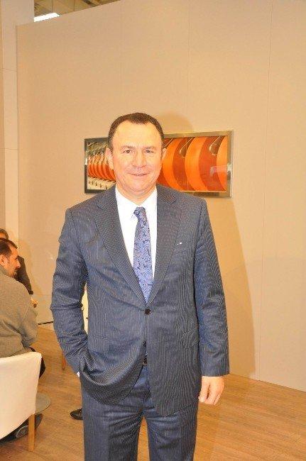 GSO Meclis Başkanı Mustafa Topçuoğlu Domotex 2016'yı Değerlendirdi