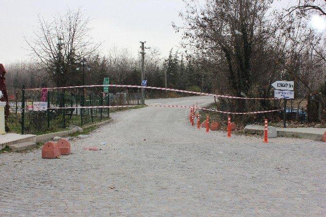 Edirne'de Sel Kapıya Dayandı!