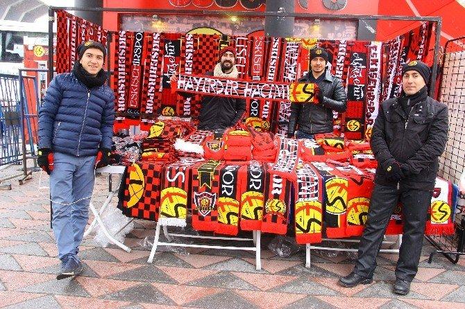Eskişehirspor - Fenerbahçe Maçına Doğru