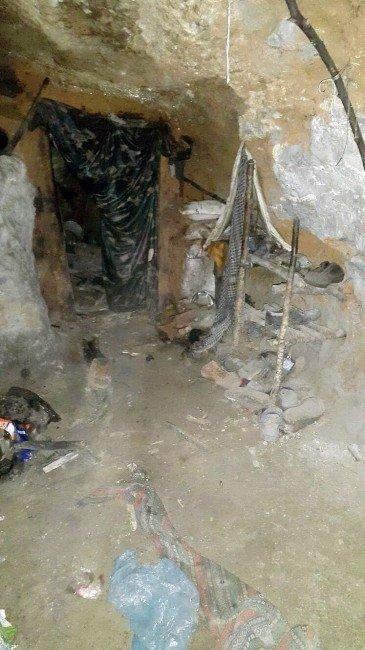 Amanos Dağları'nda Terör Operasyonu