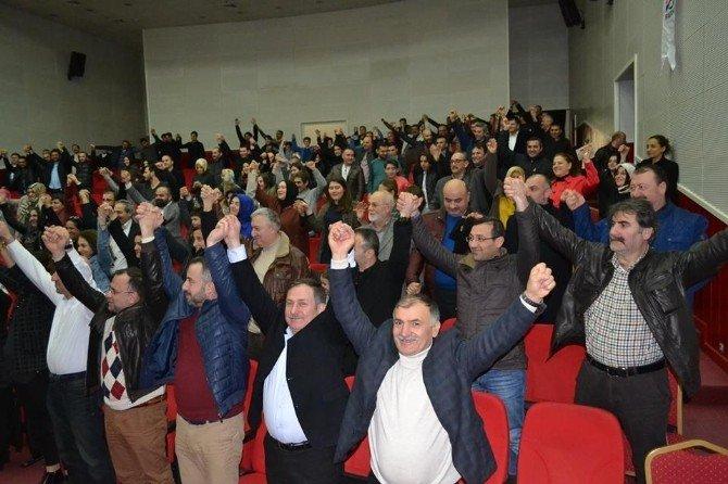"""Dr. Şaban Kızıldağ'dan """"Mazeret Yok"""" Konferansı"""