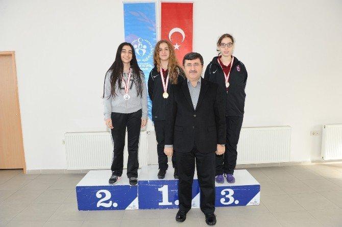 Trabzon'da Atıcılık Valilik Kupası Sona Erdi