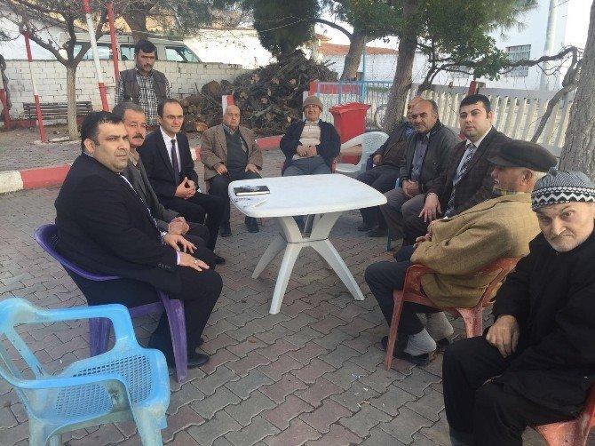Büyükşehir'den Turgutlu'nun Mahallelerine Hizmet