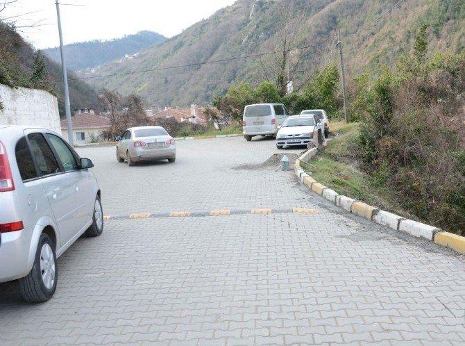 İnebolu'da Caddeler Ve Sokaklar Onarıldı