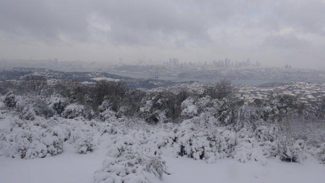 Arapların kar keyfi