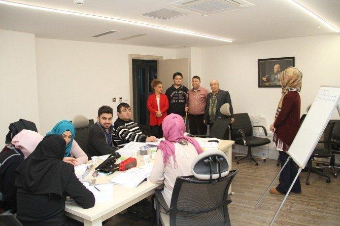 Kartal Belediyesi'nden Engelli İstihdamına Destek