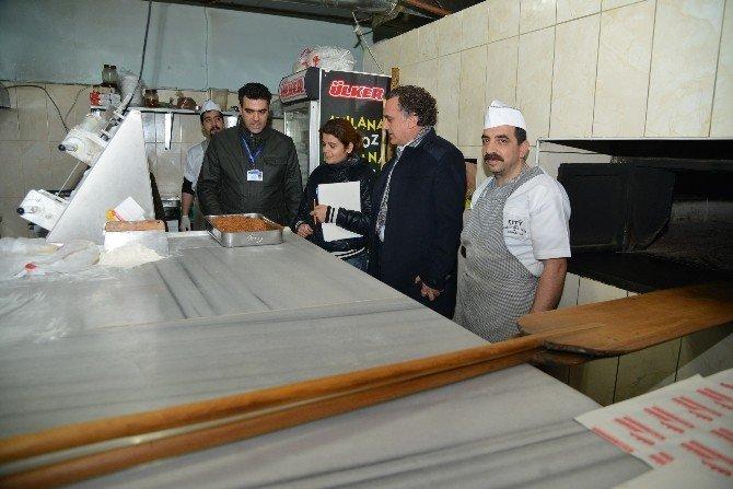 Diyarbakır'da 18 Ton Gıda İmha Edildi