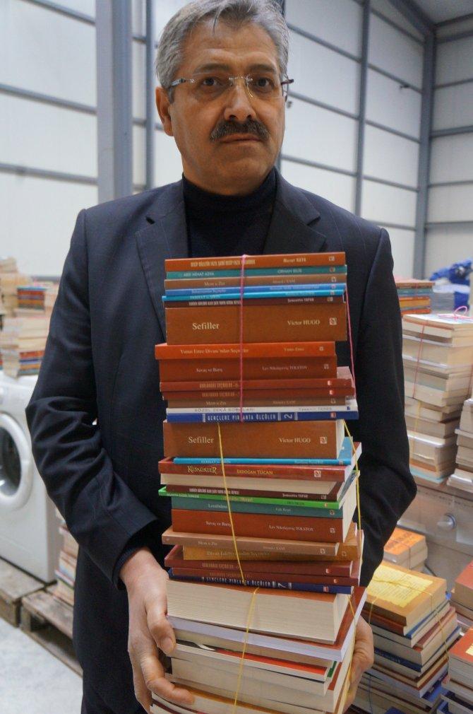 10 bin öğrencinin yarıyıl tatil kitabı Kimse Yok Mu'dan