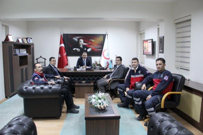 UMKE ekibi Şırnak'a gitti