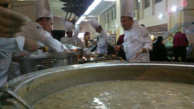 Aşçılar Derneği Başkanı Çetinkaya Destek Bekliyor