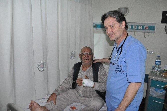 Mersin Devlet Hastanesi Kardiyovasküler Cerrahisini Geliştiriyor