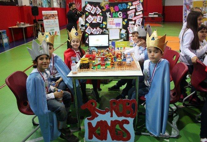 Junıor Fırst Lego League Fuarı, Minik Bilim Kahramanlarını Bir Araya Getirdi
