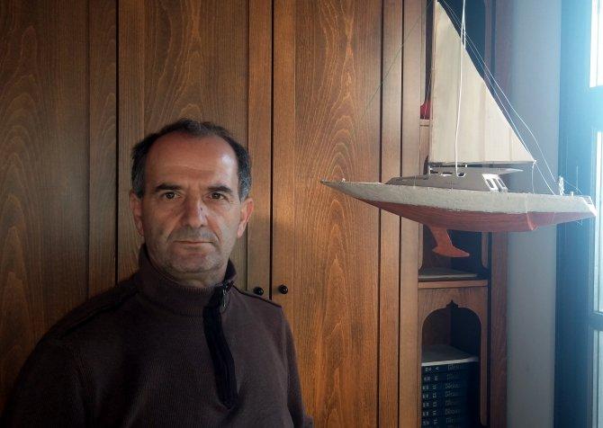 Mudanya'da model gemi yapımı ilgi görüyor