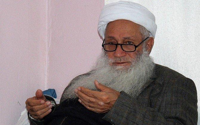 Kanaat Önderi Seyda Molla Mahsum Hayatını Kaybetti