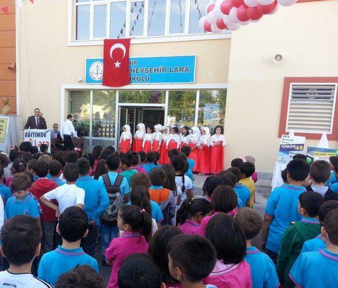 TEOG'da 3 Türkiye birincisi Lara'dan