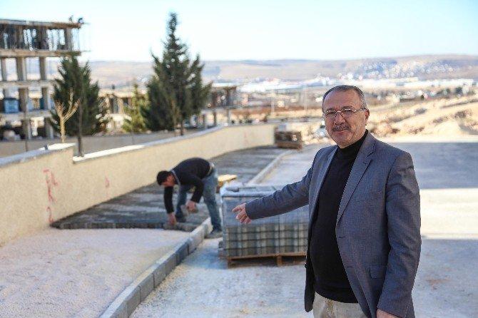 Beykent'te Çalışmalar Sistemli Bir Şekilde Yürütülüyor