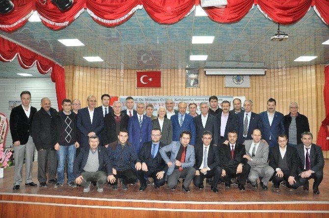 Simav'da 'Yeni Türkiye Ve Ortadoğu'nun Geleceği' Konulu Konferans