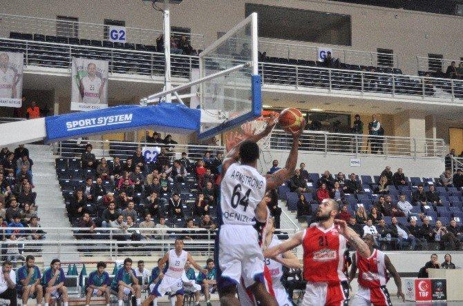 Sinpaş Denizli Basket'te Mağlubiyet Üzüntüsü