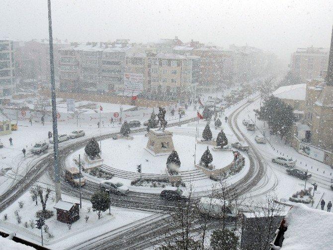 Çerkezköy Ve Kapaklı'da Okullar Tatil