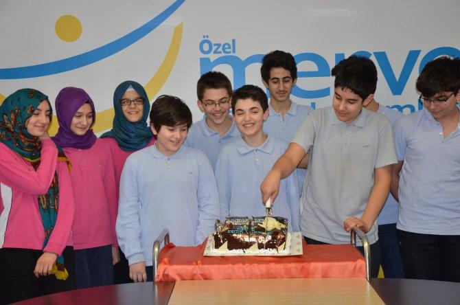 TEOG'da 5 Türkiye birincisi Merve Eğitim Kurumları'ndan