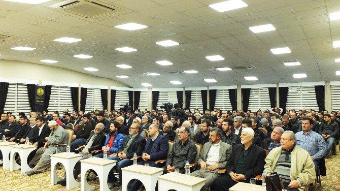 'Toplumsal Değişim Ve Davet' Konferansı Gerçekleştirildi