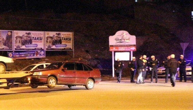 Polise Bıçaklı Saldırı
