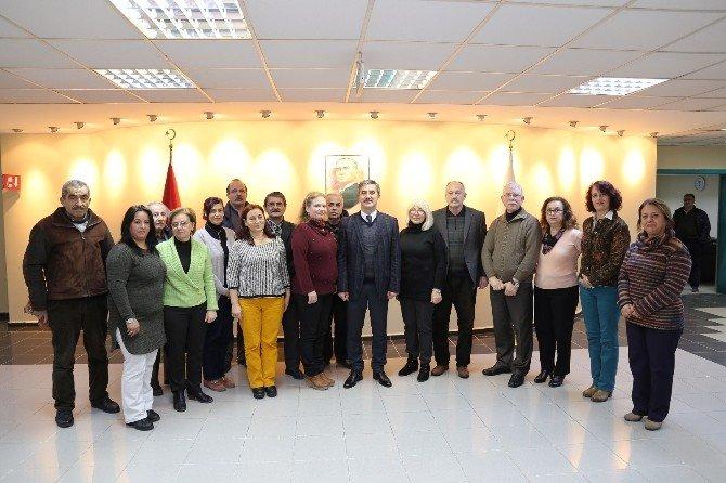 Turgutlu'nun Geleneksel Ve Kültürel Mirası Emin Ellerde