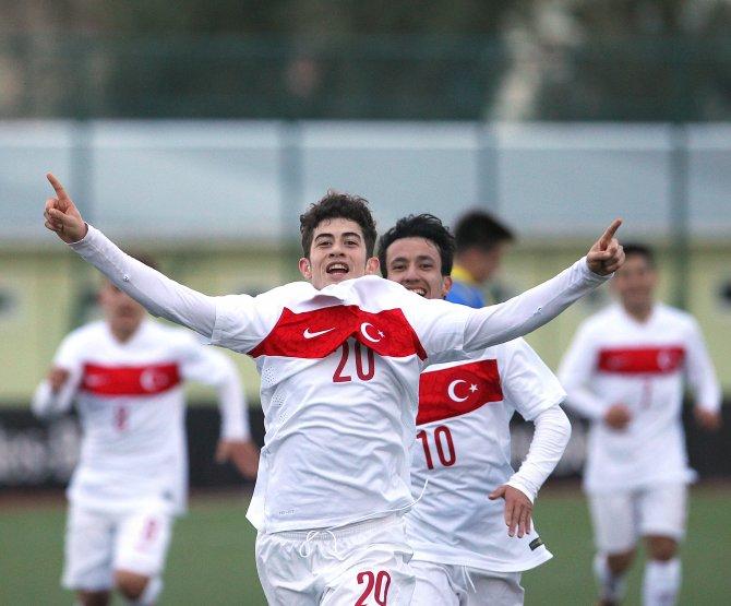2016 Mercedes-Benz Ege Kupası'nda Türkiye yarın Norveç'le oynayacak