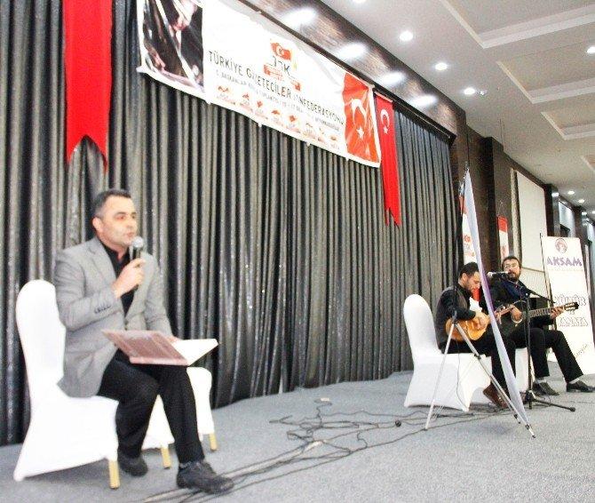 Gazeteciler Afyon'da Buluştu