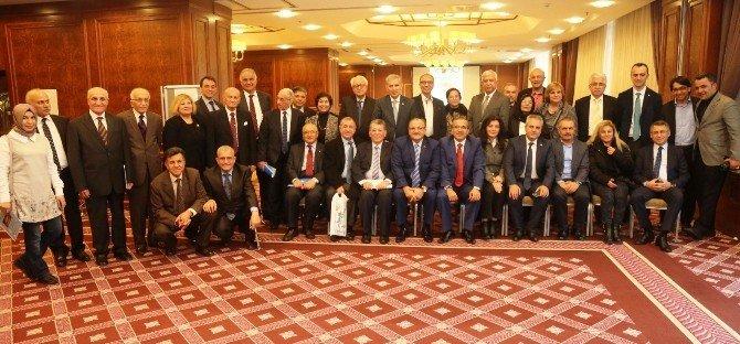 Türkmeneli Şehitleri Ankara'da Anıldı