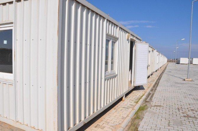 Reyhanlı'da Suriyeliler İçin Konteyner Kent Yapılacak