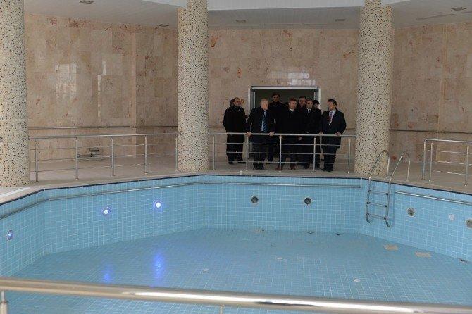 Bölgenin En Modern Fizik Tedavi Ve Rehabilitasyon Merkezi 2 Ay Sonra Açılıyor