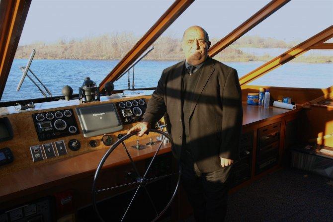Bulaşıkçı olarak geldiği Amerika'da 7 gemi sahibi oldu