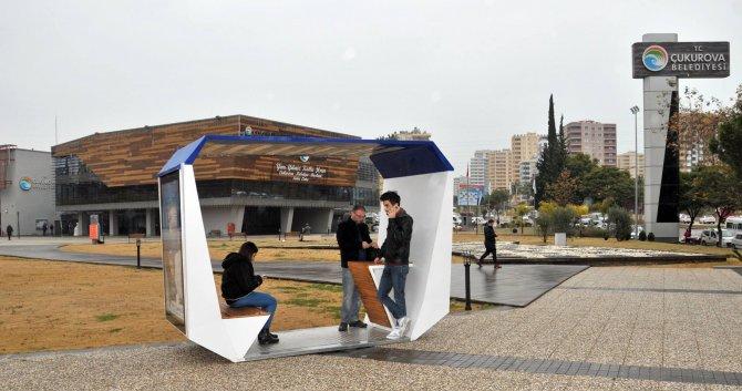 Çukurova'daki 5 parkta ücretsiz internet