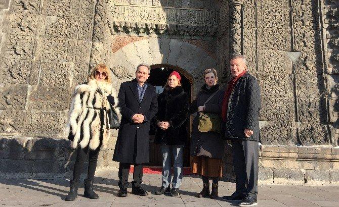 Aer Buluşması Erzurum'da Yapılacak